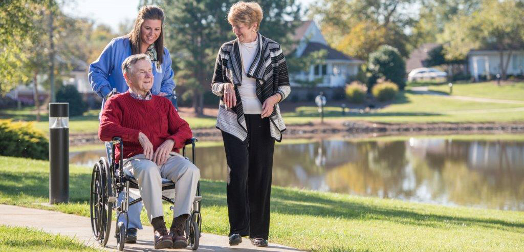 Speech, Physical & Occupational Therapy in Burlington, NC